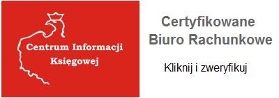 Certyfikowane Biuro Rachunkowe - Łódź